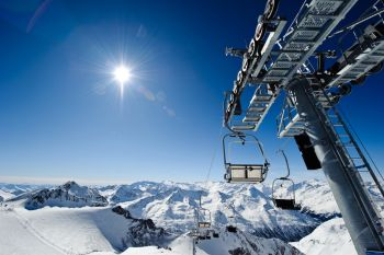 Pauschale: Gletscherskilauf im Stubaital