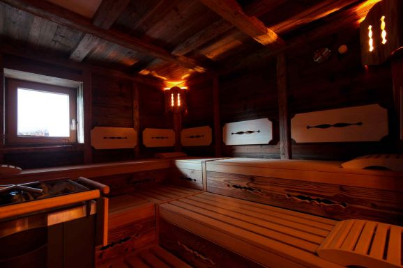 Wellness and sauna