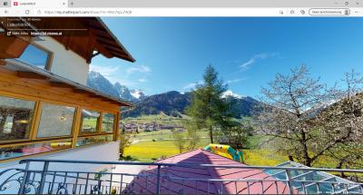 360° giro virtuale Ladestatthof