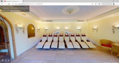 360° giro virtuale spa