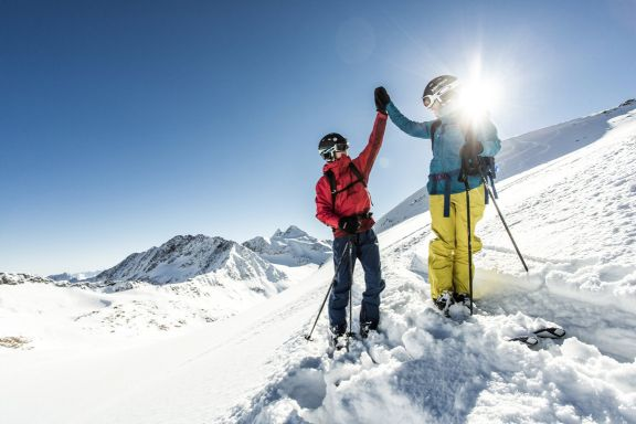 Stubai Super Skipass Package