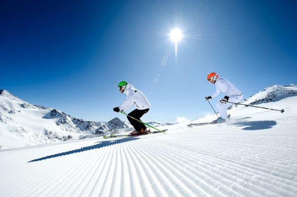 Settimana sciare in primavera